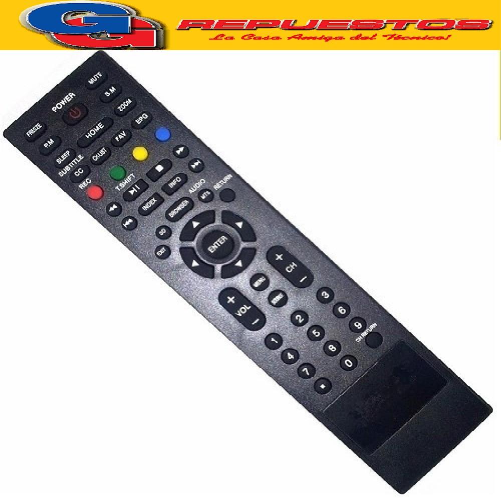 CONTROL REMOTO LED PIONEER LCD454 (NO ANDA IGUAL AL 3840)