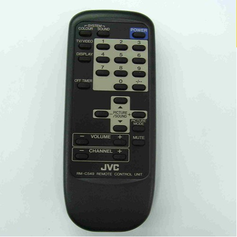 CONTROL REMOTO TV  JVC RMC548