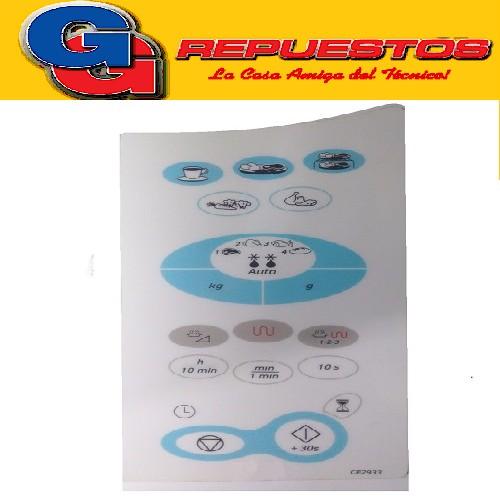 TECLADO MICROONDAS MD25 SAMSUNG CE2933