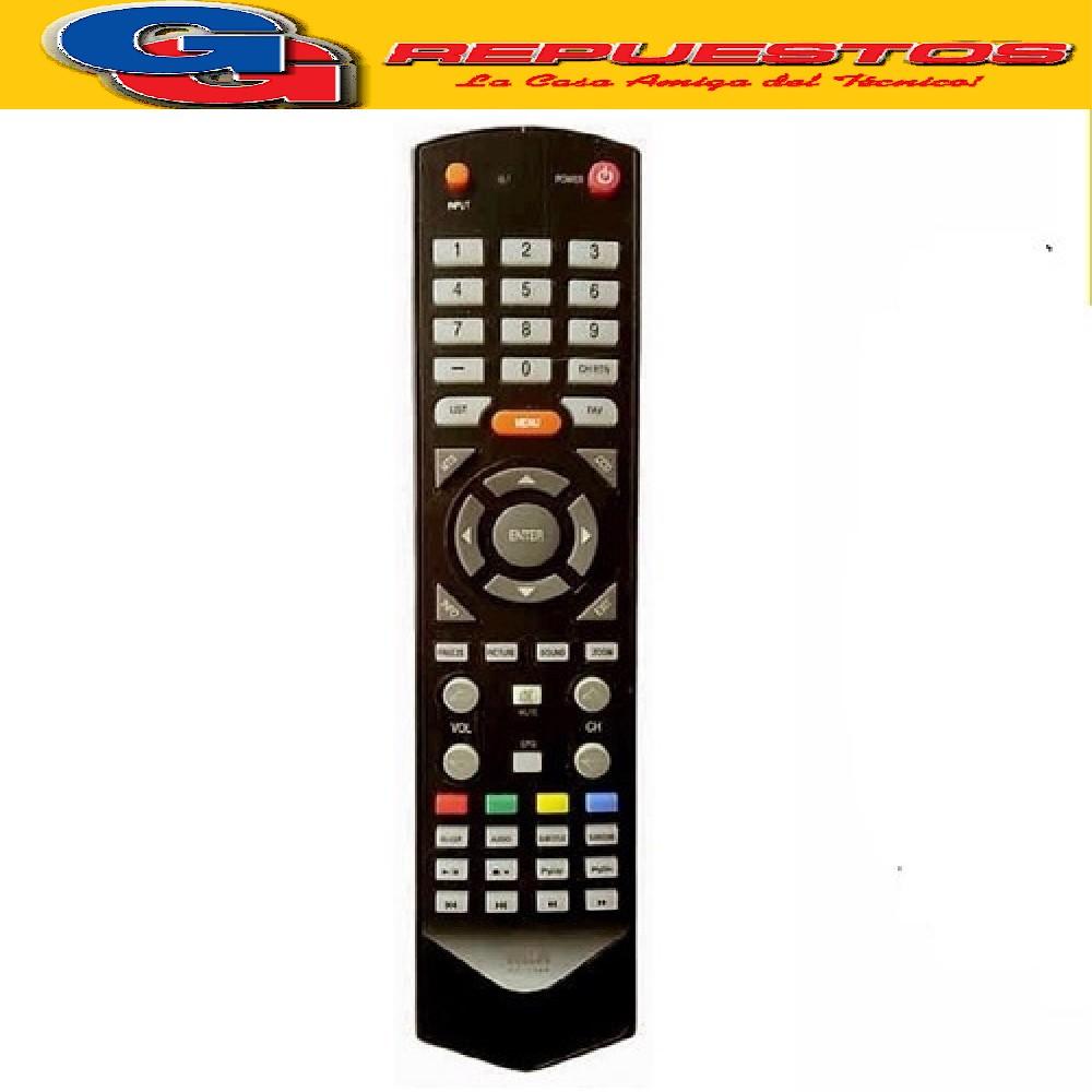 CONTROL REMOTO LCD RCA 3588 TOP HOUSE KDLMS6111U R6588 GRUNDIG TCL