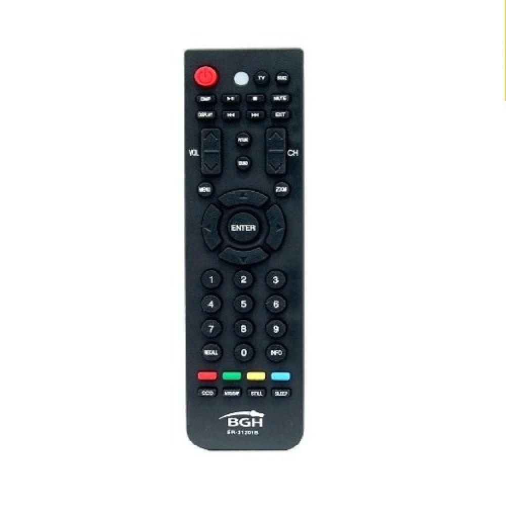 CONTROL REMOTO LCD-LED BGH NOBLEX TELEFUNKEN HISENSE 3803 ER3120 ER-31201B R6803