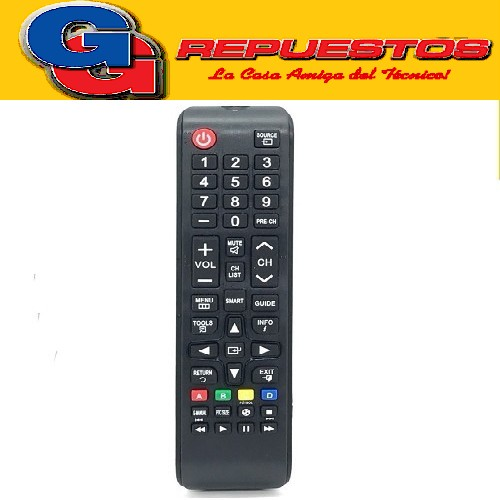 CONTROL REMOTO LCD LED SAMSUNG LCD446 AA59-00605A 3832