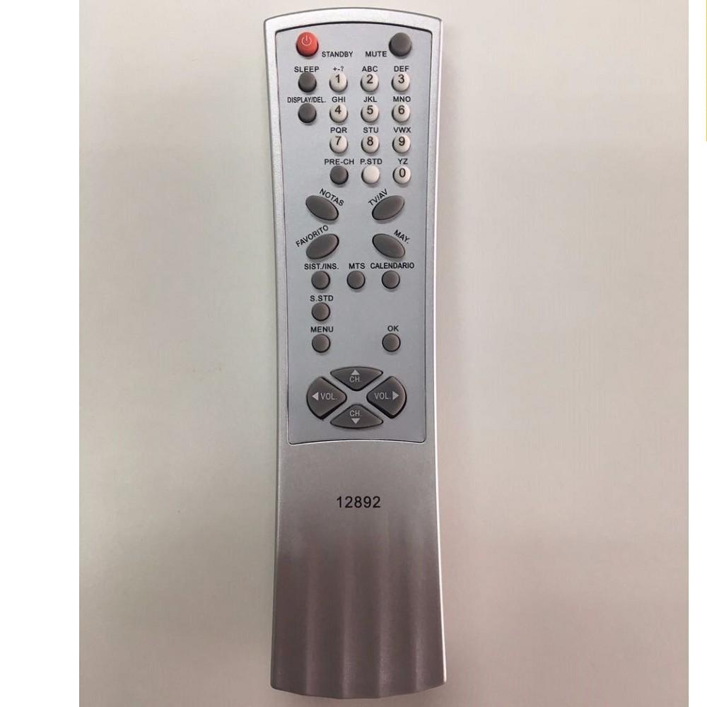 CONTROL REMOTO TV BGH 2892 LINEA VERDE