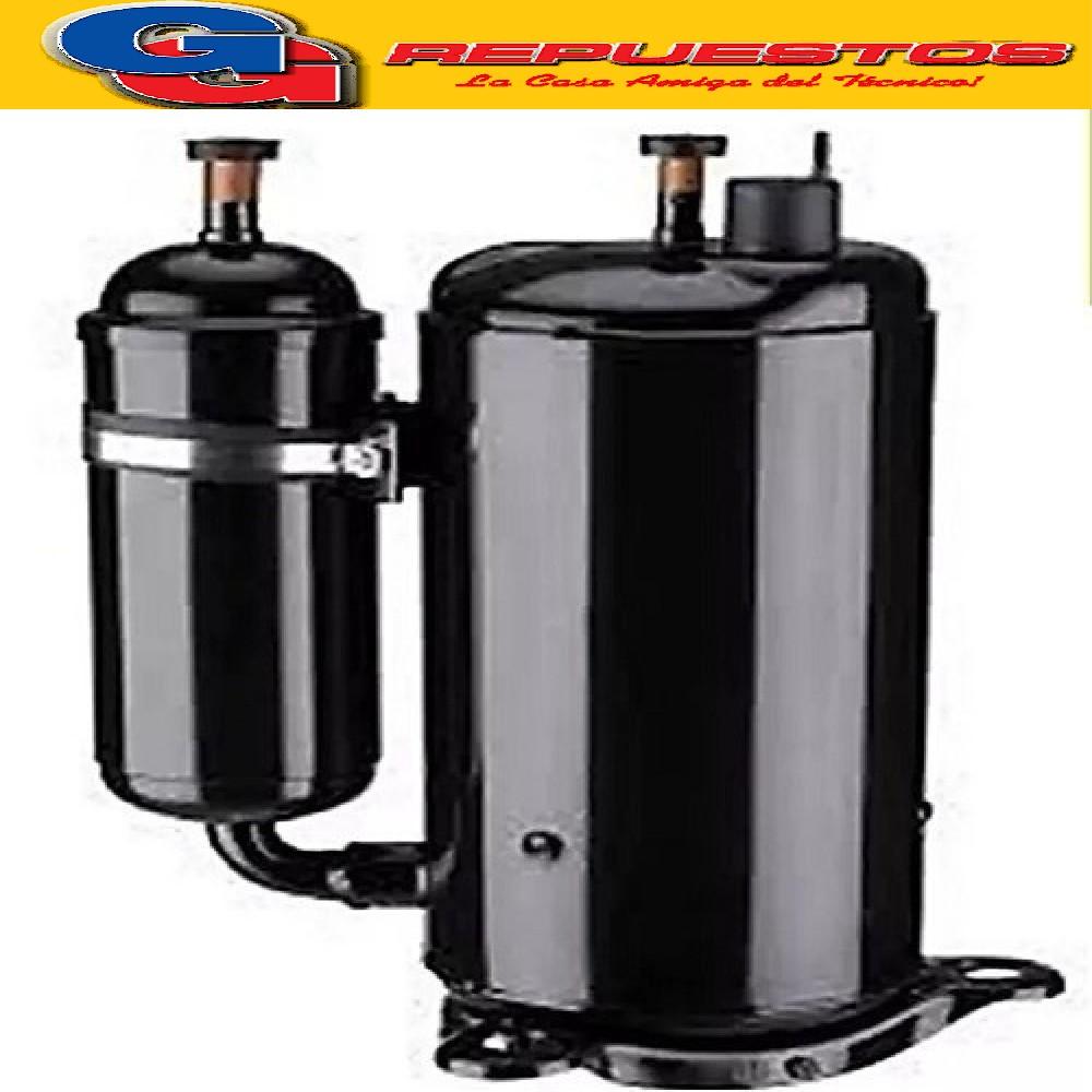 COMPRESOR 4500 FRIGORIAS ROTATIVO HUAYI R22 SAMSUNG UR8B180DU 1.75 HP ALTURA TOTAL 38 CM