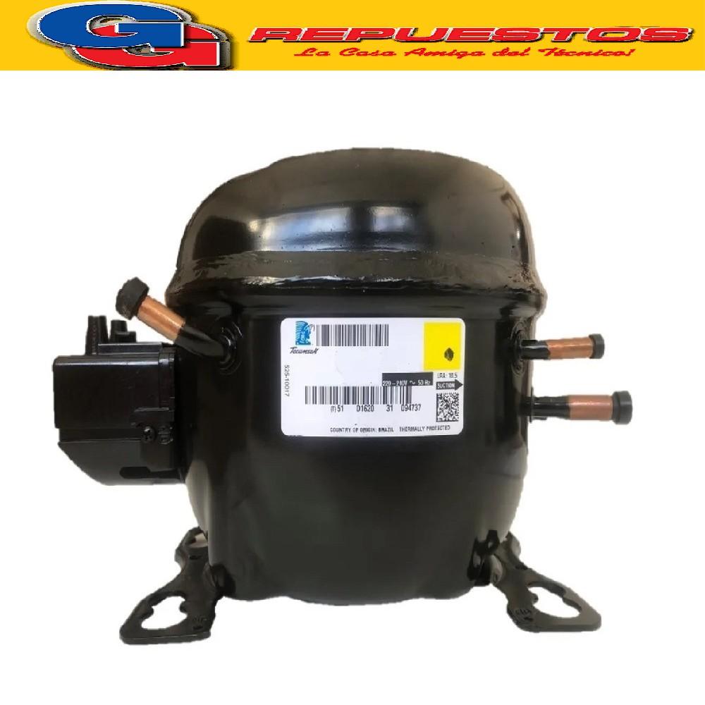 MOTOCOMPRESOR TECUMSEH+1/3-AE4450A-1038f/h-Med12- 1/2HP PARA R401A BLEND R12 COMERCIAL