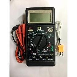 TESTER DIGITAL  PROFESIONAL JA890G C/PILA MIDE CAPACACITORES Y TEMPERATURA