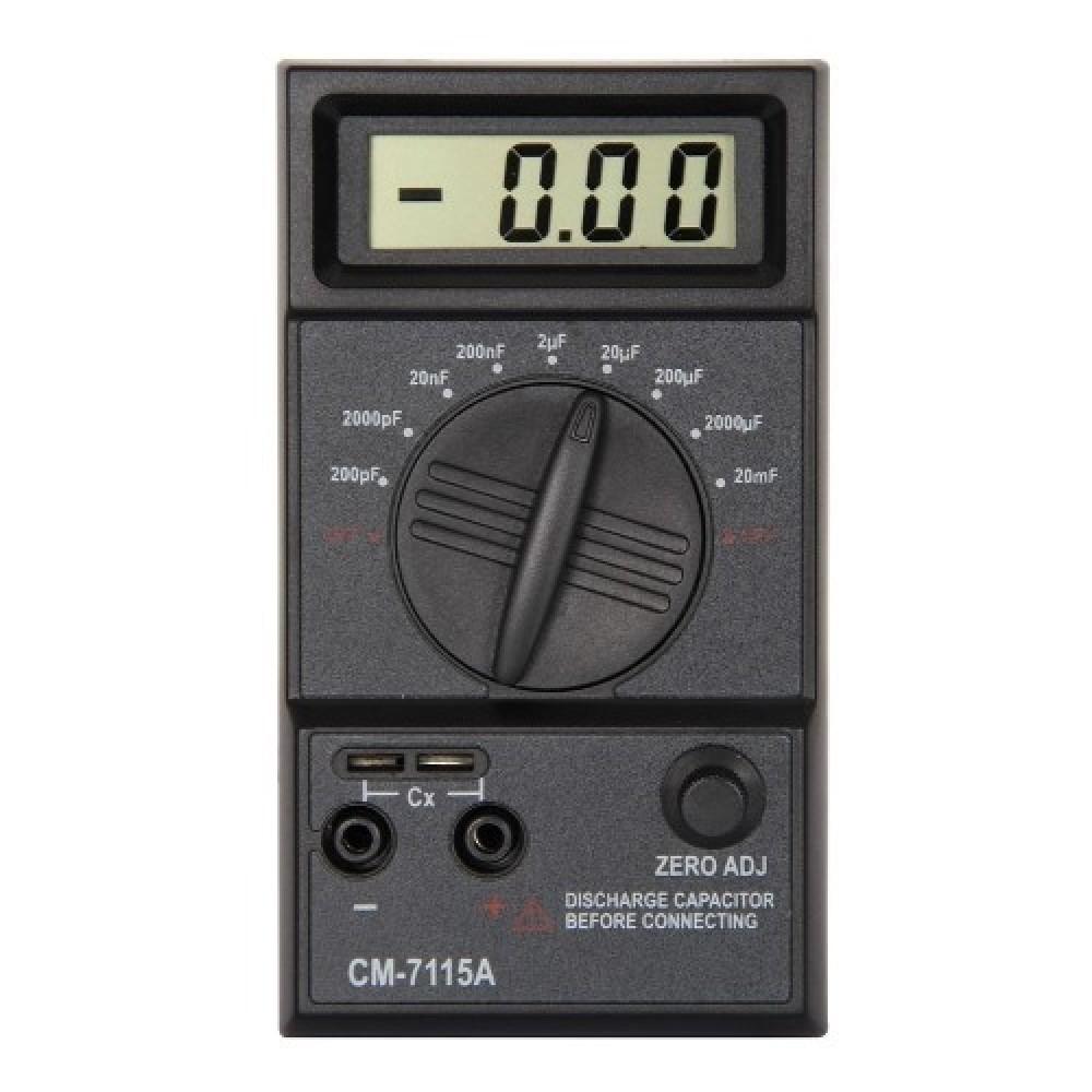 CAPACIMETRO CM-7115A