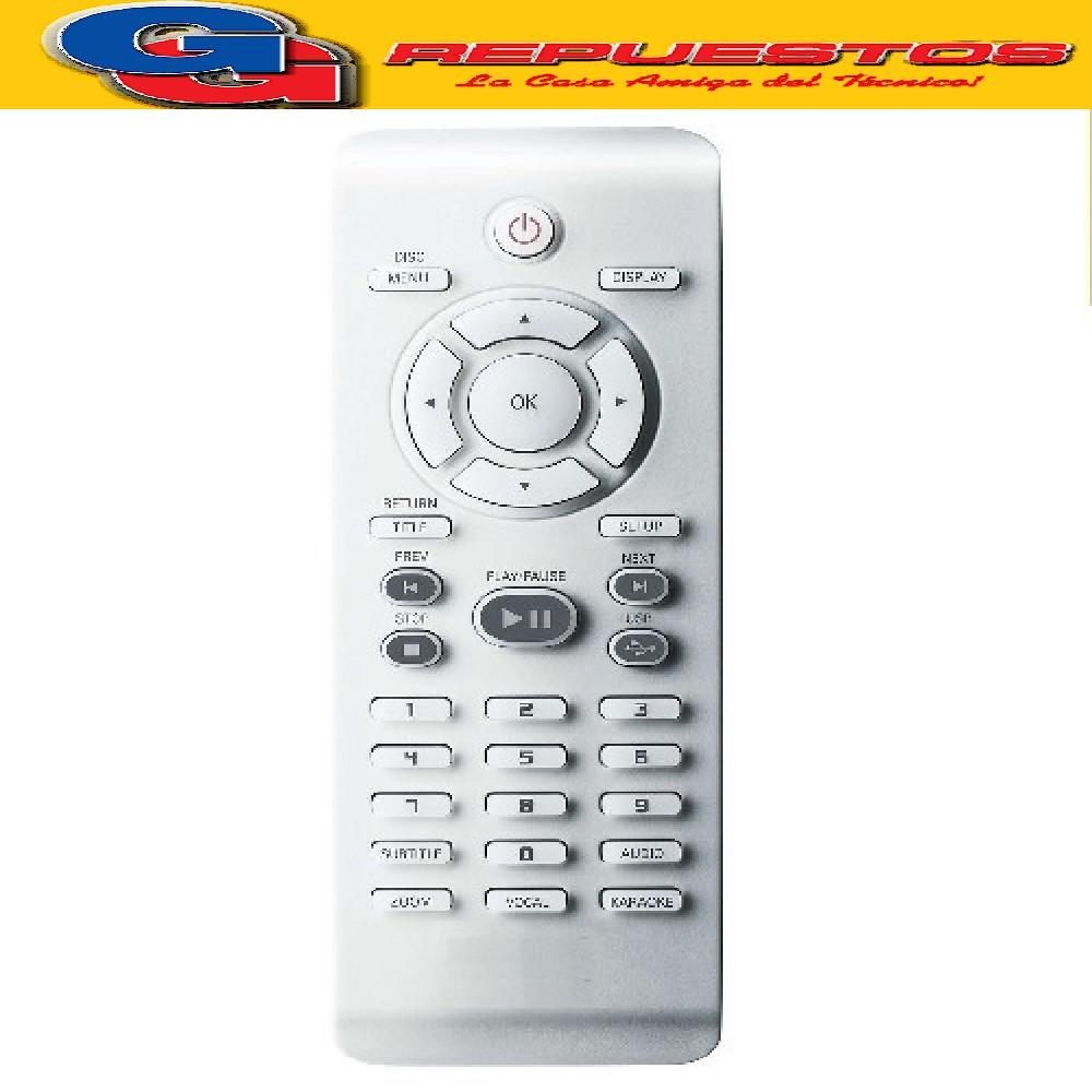 CONTROL REMOTO DVD PHILIPS FINO 13171 LINEA ECONOMICA