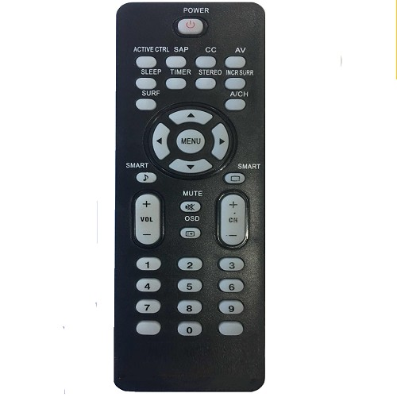 CONTROL REMOTO TV PHILIPS- 3503 13503 LINEA VERDE