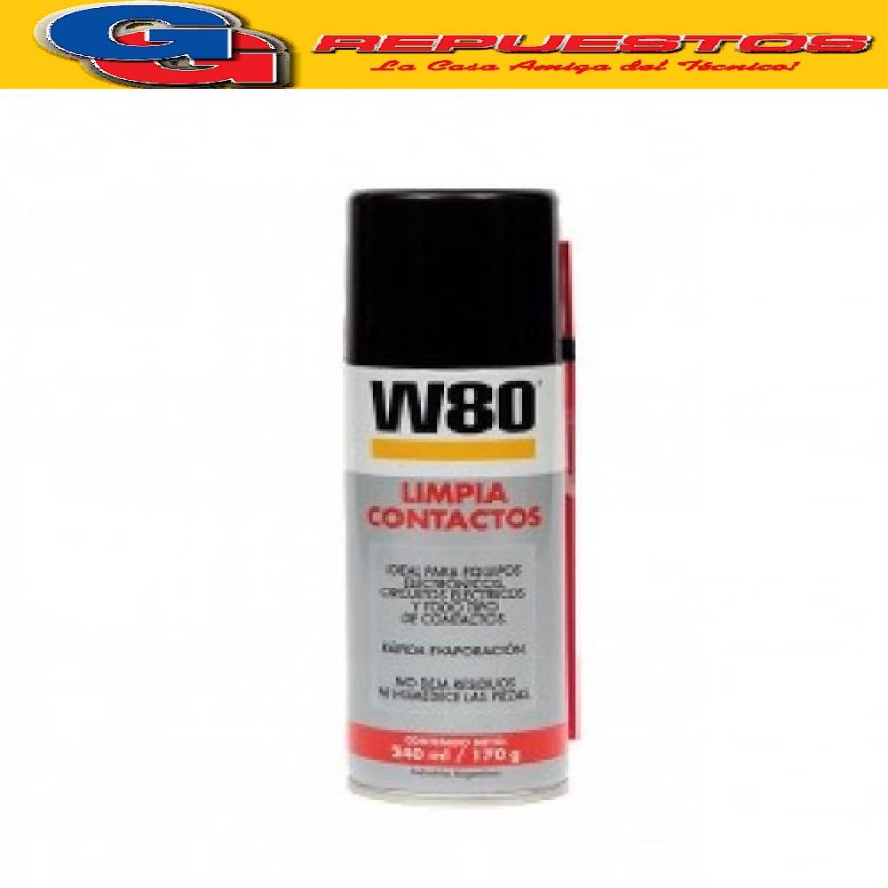 LIMPIA CONTACTOS W80 240ML/170GR