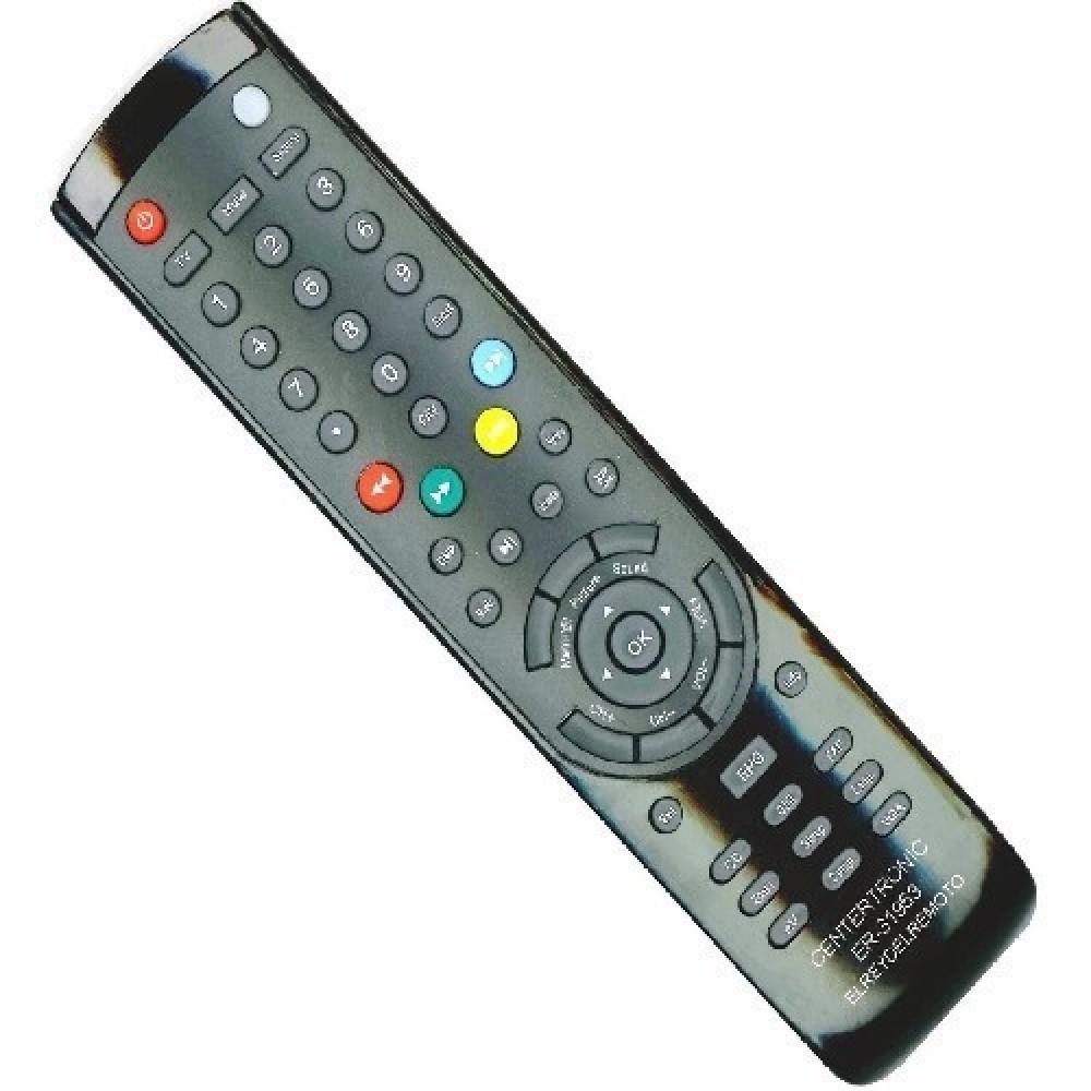 CONTROL REMOTO LCD BGH - NOBLEX-TELEFUNKEN 3807 ER-31953 JVC R6807 419