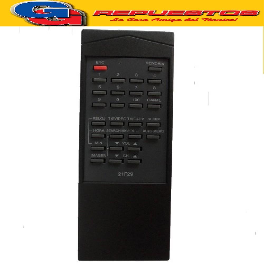 CONTROL REMOTO TV PHILCO 21F29 (2625) RM20 032