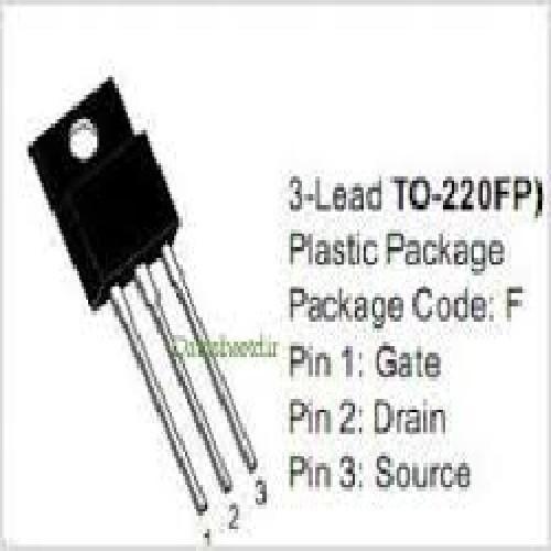 TRANSISTOR FET 10N60FI FET N ( 600V / 10A - 50W )