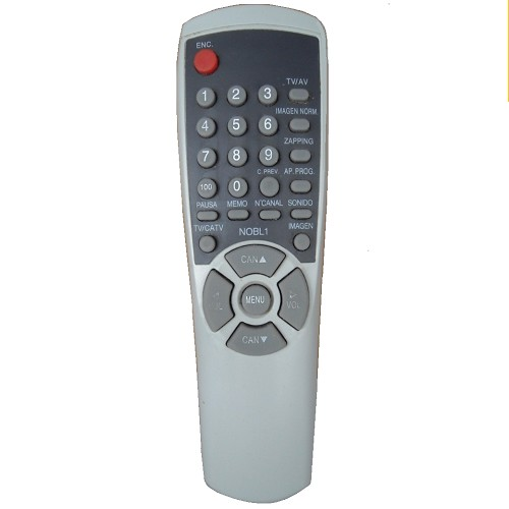 CONTROL REMOTO TV NOBLEX NOBL1 2645