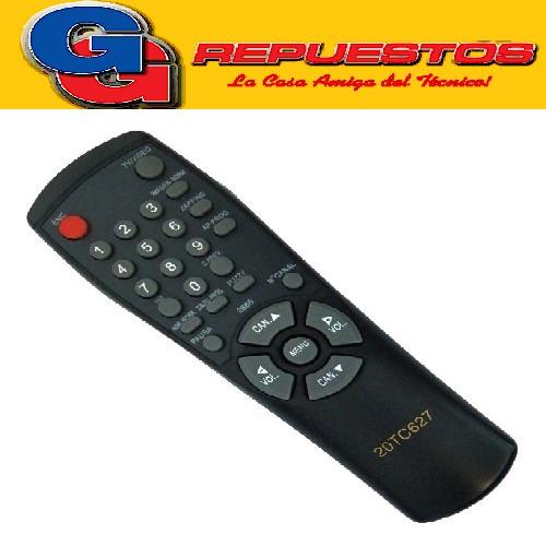 CONTROL REMOTO TV NOBLEX TOP HOUSE 20TC627 (2665) MP1064