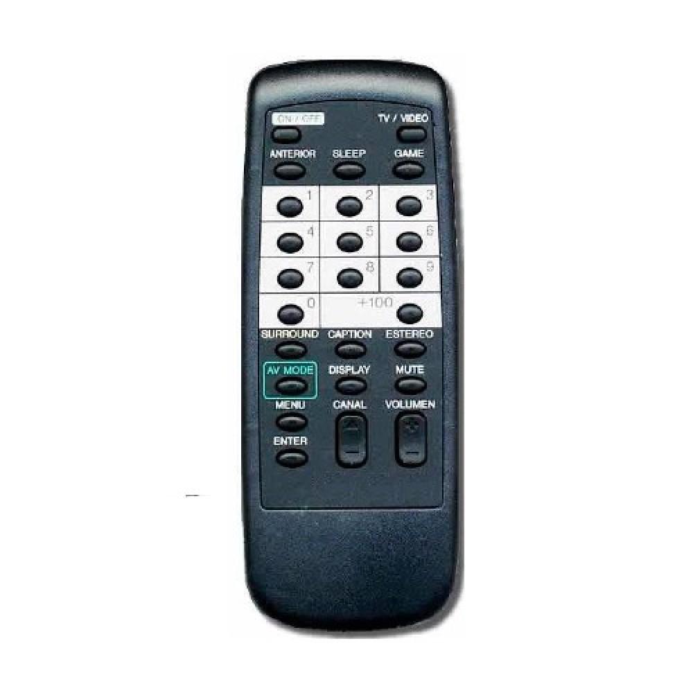 CONTROL REMOTO AIWA RC7VT07 (2464) MP1148