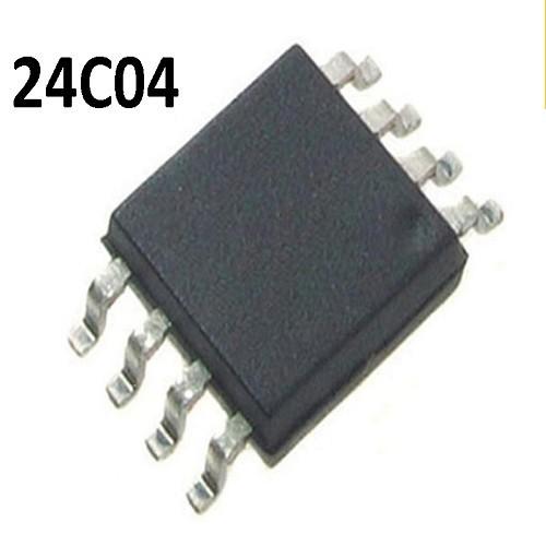 24C04SMD MEMORIA EEPROM