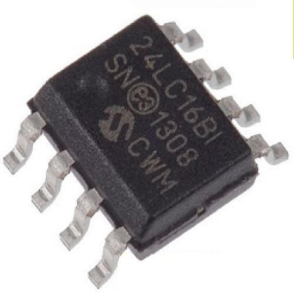 24LC16B/24C16 MEMORIAS SMD EEPROM