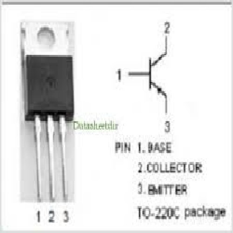 TRANSISTOR PNP 2SA940=B861  ( 150V/ 1.5A - 25W )