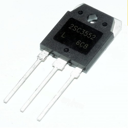 2SC3552 / BUV48C TRANSISTOR NPN  ( 800V/ 12A - 150W )