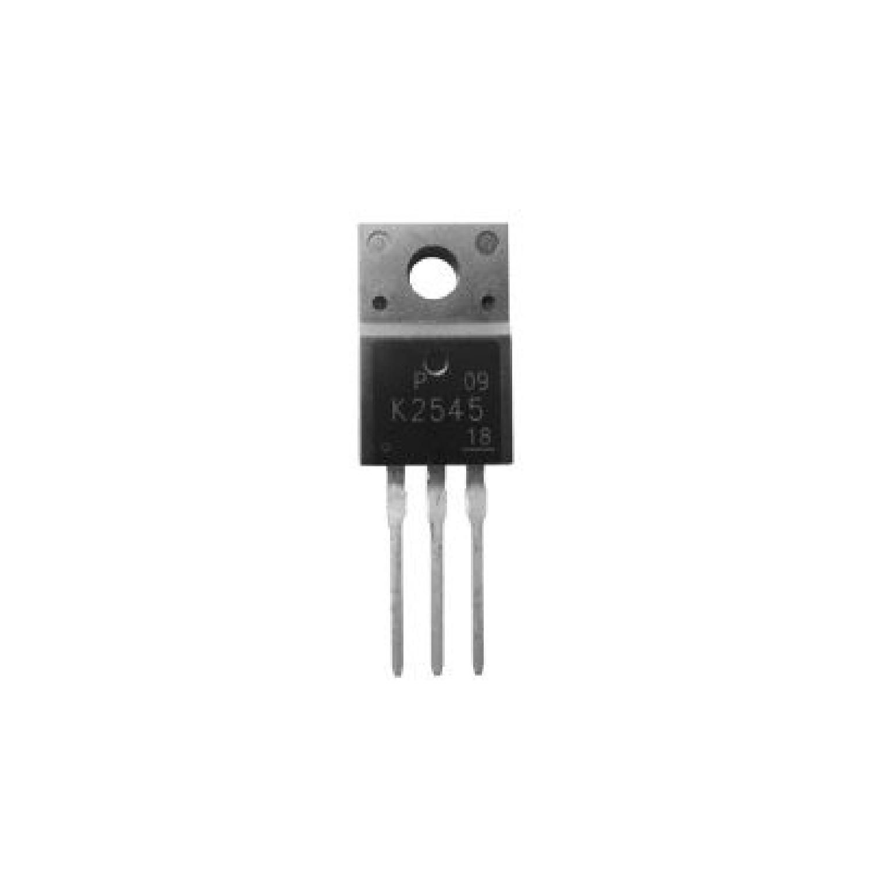 TRANSISTOR 2SK2545 FET N ( 600V / 6A - 60W ) K2545º=6N60