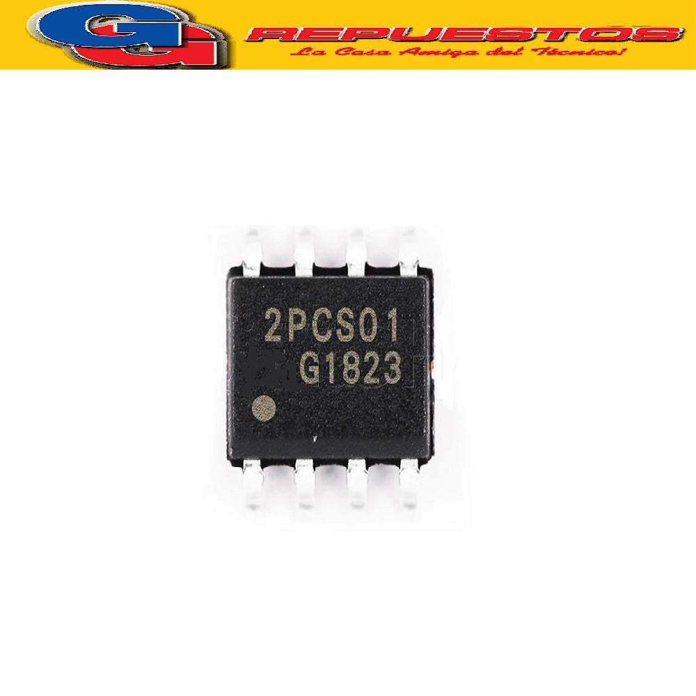 ICE2PCS01 CIRCUITO INTEGRADO LCD DIP8
