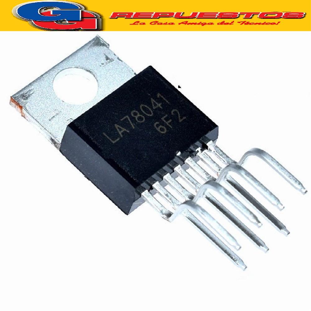 CIRCUITO INTEGRADO LA78041SYO VERTICAL ORIGINAL SANYO