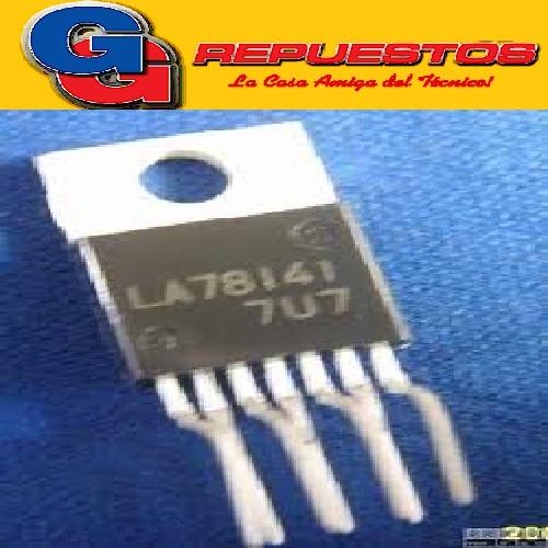 CIRCUITO INTEGRADO LA78141  VERTICAL
