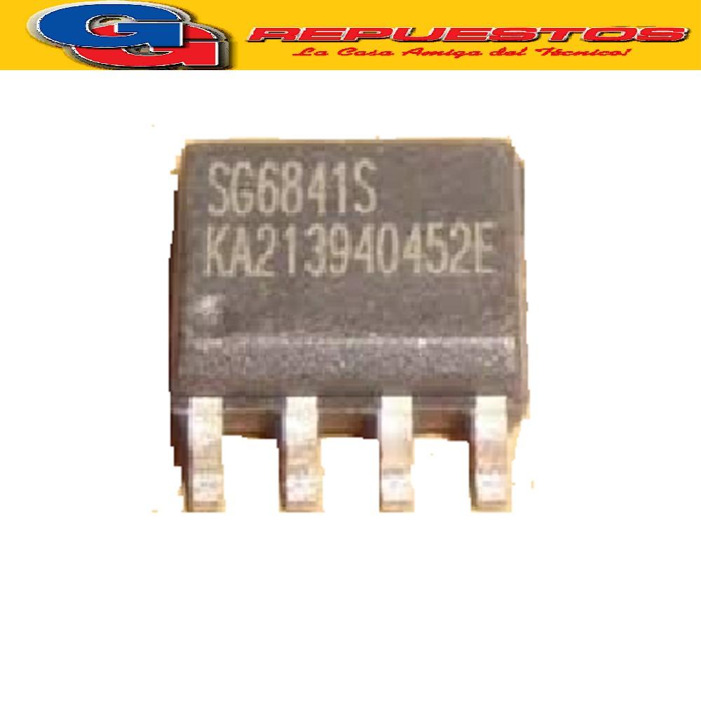 CIRCUITO INTEGRADO SG6841S SMD LCD SMD
