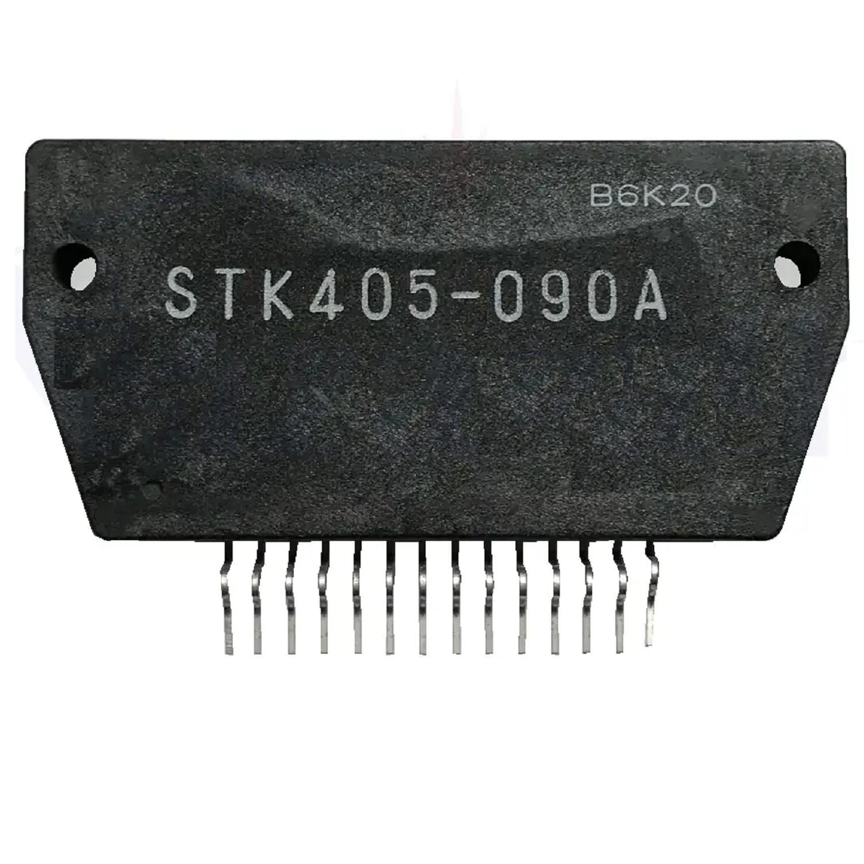 STK405-090A CIRCUITO INTEGRADO   ( 2 X 50W / +- 26.5V )