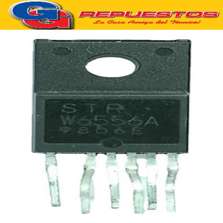 STRW6556A CIRCUITO INTEGRADO   TIRISTOR