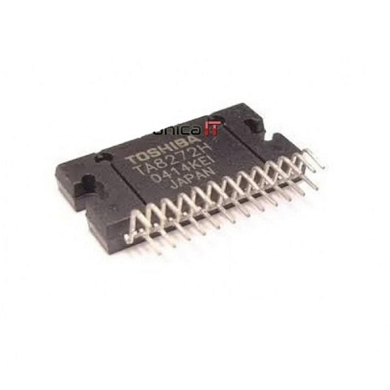 TA8272HQ CIRCUITO INTEGRADO 4X45W = PURE ESTEREO SONY = PURE5001H (50V/9A/125W)