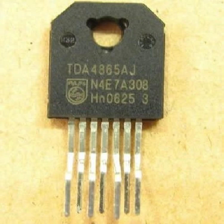 TDA4865AJ CIRCUITO INTEGRADO  = TDA4864AJ