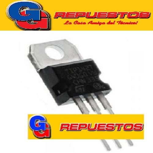 TIP142 TRANSISTOR DARL ( NPN 100V / 10A-125W) TO-220