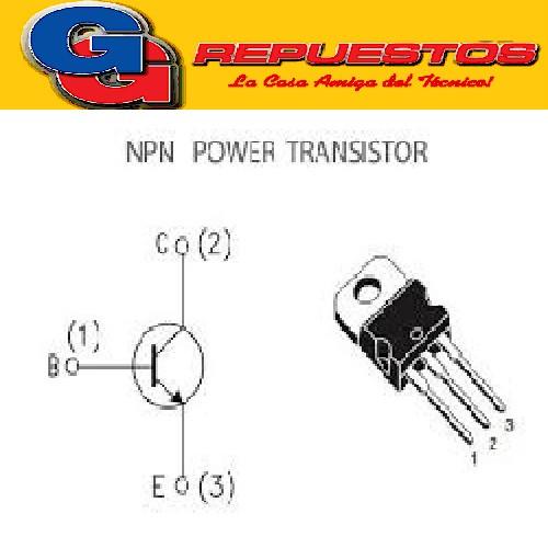 TIP41C TRANSISTOR NPN SGS ( 55V/ 6A - 65W )