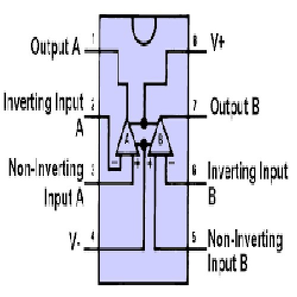 TL082 / 082CP / 082CN CIRCUITO INTEGRADO (OPERACIONAL DOBLE)