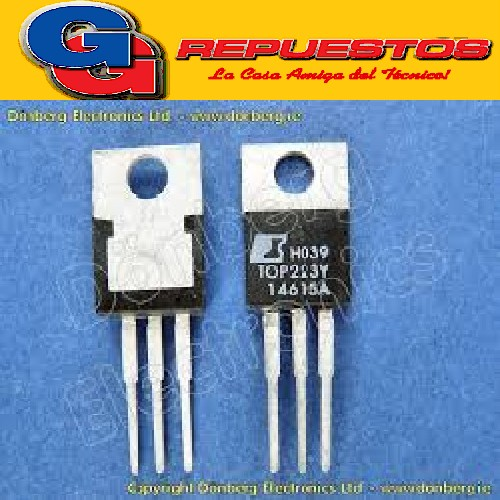 TOP223Y TRANSISTOR FUENTE SWITCHING