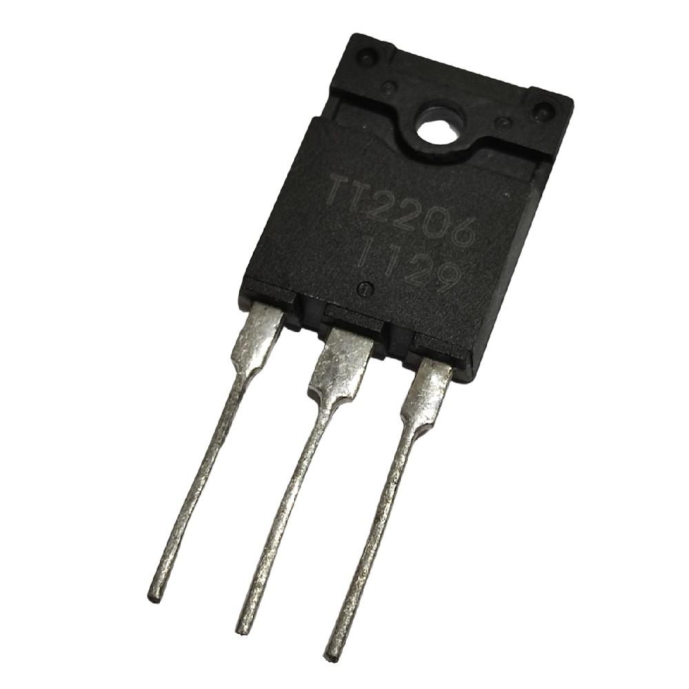 TT2206 TRANSISTOR NPN ( 800 V , 10 A , 65W)