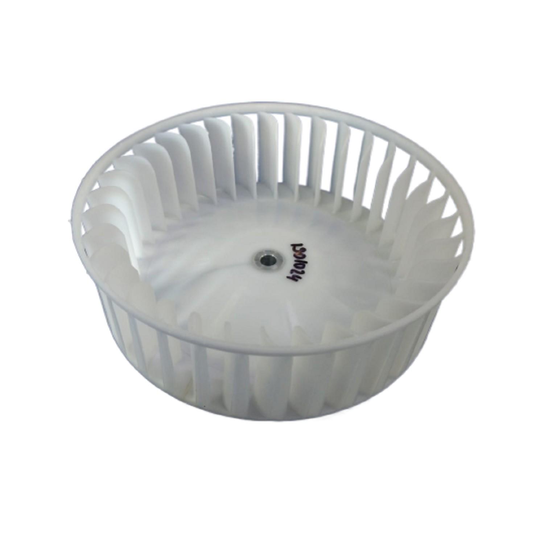 TURBINA PURIFICADOR 200mm GRANDE BUJE 9,5mm DERECHO ALTO 6.5 cm