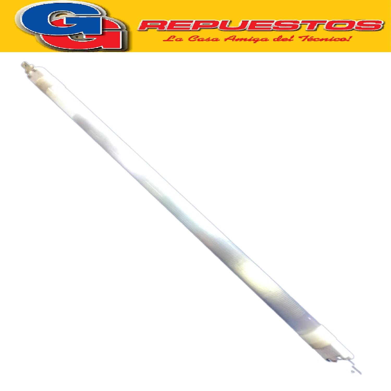 RESISTENCIA CUARZO 30 CM MICROONDAS 110-115V 475-550W 30CM SIN TERMINALES CON TERMINALES 32
