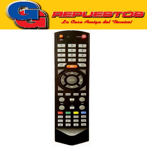 CONTROL REMOTO LED RCA VERSION3 3853