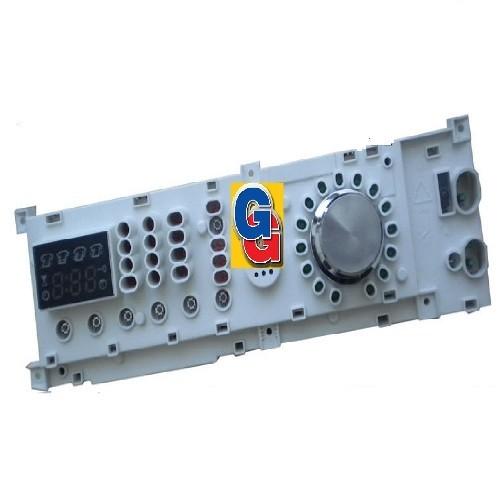 PLACA DE MANDOS ELECTRONICA COMPLETA.MABE 8Kg LVMB08E12B/M-GENERAL ELECTRIC LVGE08E12B/M  LVMB08E12-MFL70 8Kg 1200rpm (PLAQUETA ORIGINAL) Cod.Origen: WG04F08974 (MABE) PCB OF LVGE08E12M 810256 (MABE) PLACA PCB of Lvmb08E12 WG04F08328 810324 (MABE) LV