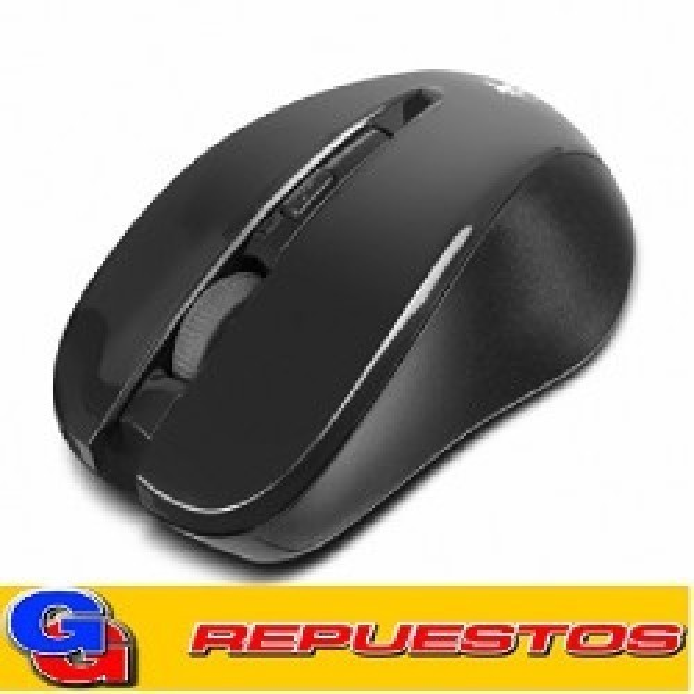 MOUSE INALAMBRICO WIFI 800/1000/1200DPI 4 BOT (NO USB)