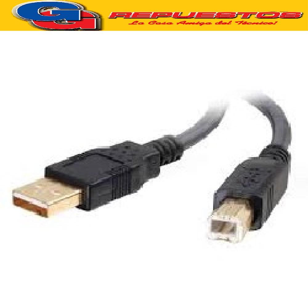 CABLE USB MACH  A -MACHO  B  2M IMPRESORA