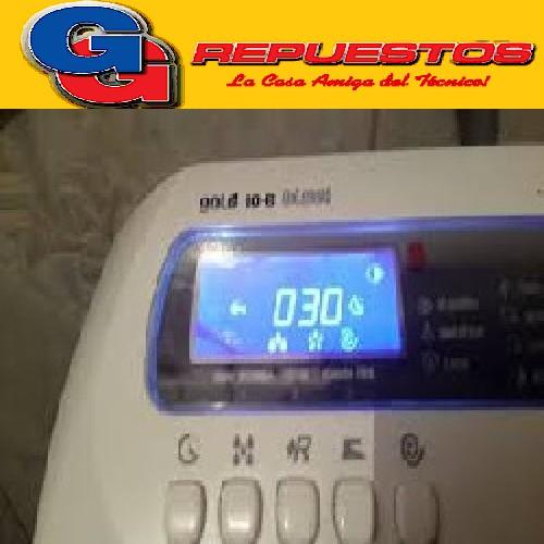 DISPLAY LCD LAVARROPAS DREA GOLD BLUE 10.6-8 701052622