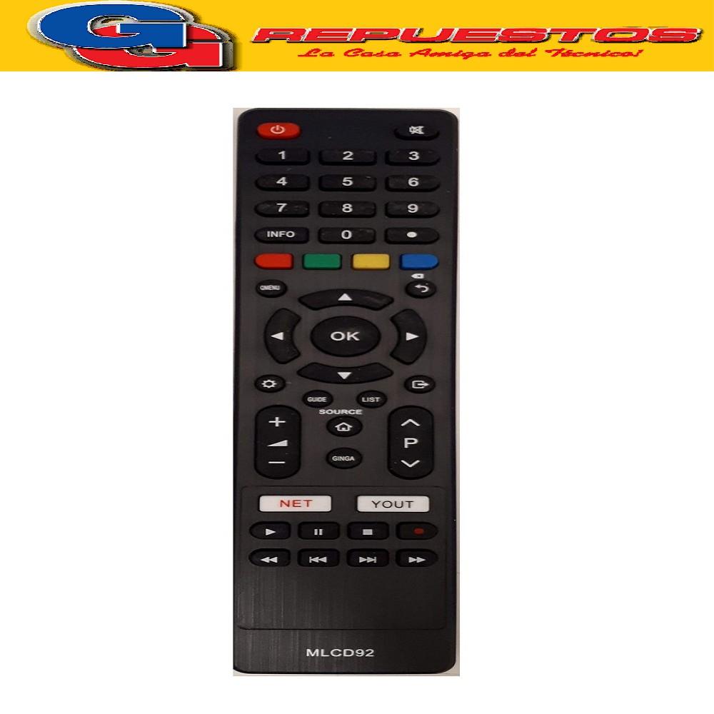 CONTROL REMOTO AUDIO LG A755 TODOS