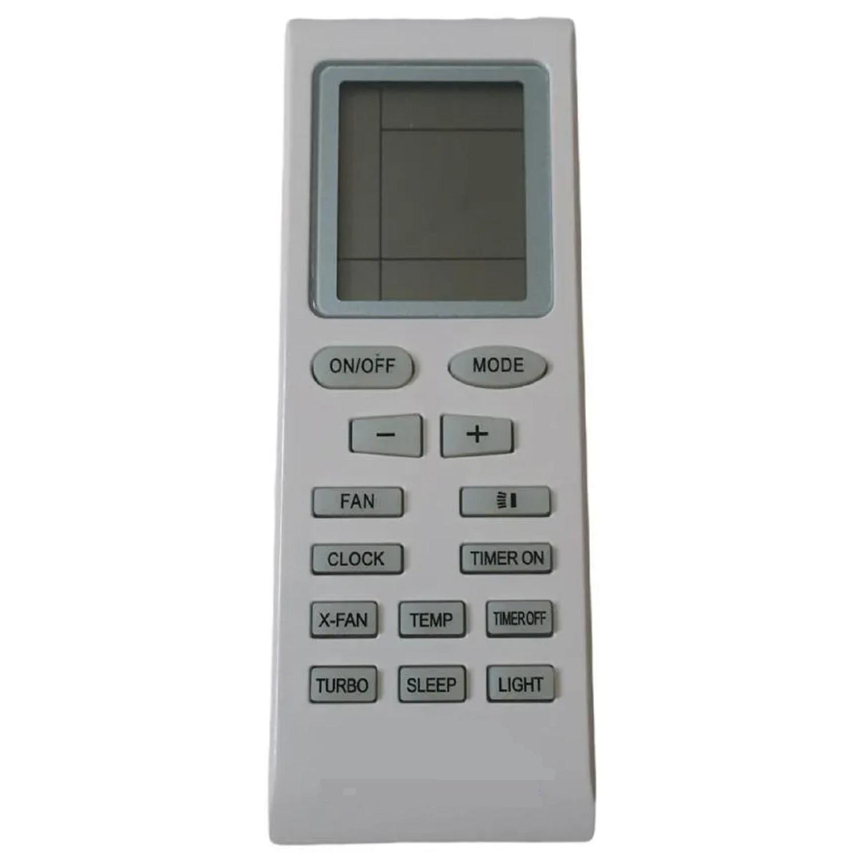 CONTROL REMOTO AIRE ACONDICIONADO SPLIT AR801 SANYO ALASKA COVENTRY