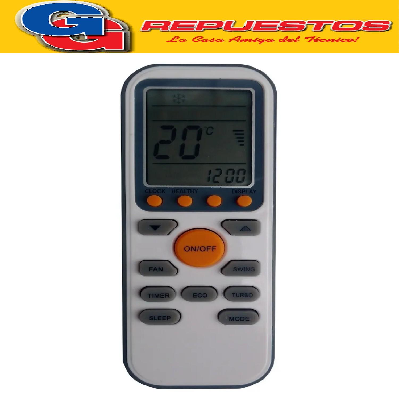 CONTROL REMOTO AIRE ACONDICIONADO SPLIT AR803 HITACHI A403