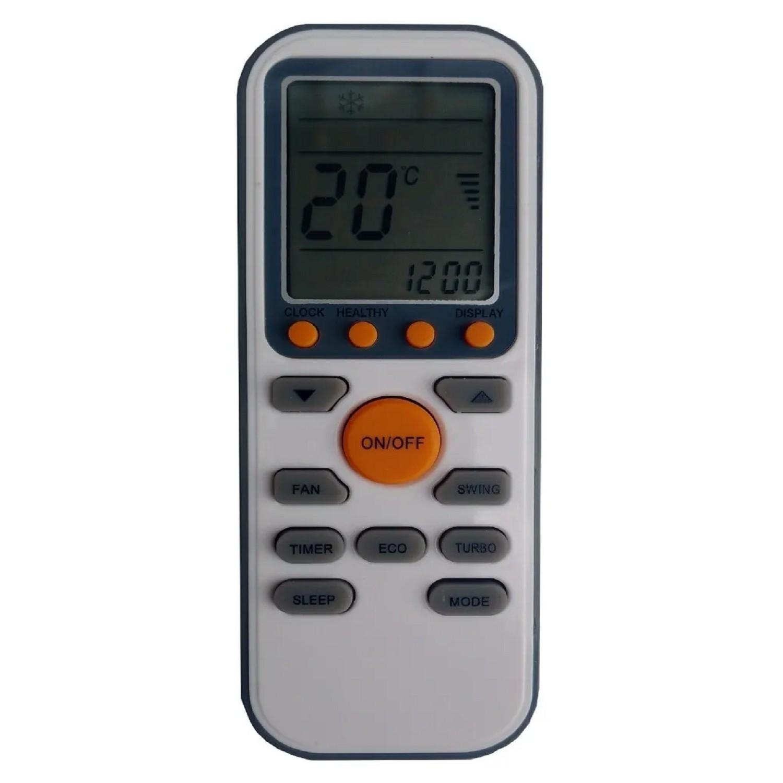 CONTROL REMOTO AIRE ACONDICIONADO SPLIT AR803 HITACHI