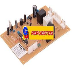 PLAQUETA HELADERA ELECTROLUX DFF37-DFF40-DFF44 (T/ORIGINAL CP BRASIL)PLACA CONTROL COMPLETA 220V .Se debe cambiar el modulo display junto